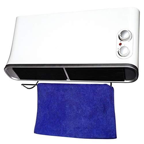 HAIZHEN Radiateur /électrique Chauffage 500W /économie d/énergie en cristal de carbone chauffage d/écoration de la maison chauffage double usage peinture murale chaude 100 60cm /Économie d/énergie
