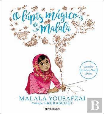 O Lápis Mágico de Malala