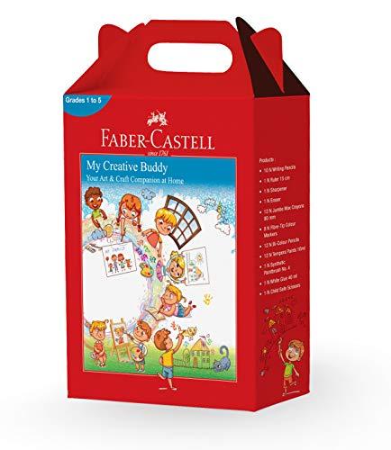 Faber-Castell My Creative Buddy Kit
