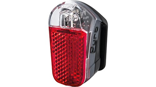 Spanninga Pyro Rechargeable Rear Light Black 2019 Fahrradbeleuchtung