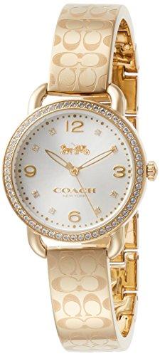 [コーチ] 腕時計 デランシー 14502766 レディース 並行輸入品 ホワイト