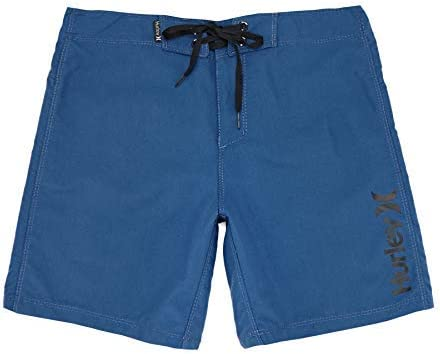 Hurley Big Boys' One and Only Supersuede Boardshorts - Mystic Navy