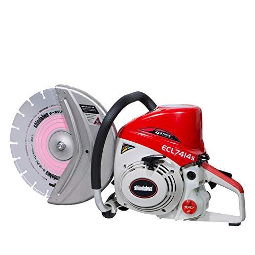 新ダイワ エンジンカッター スタンダードタイプ ECL7414S-CD
