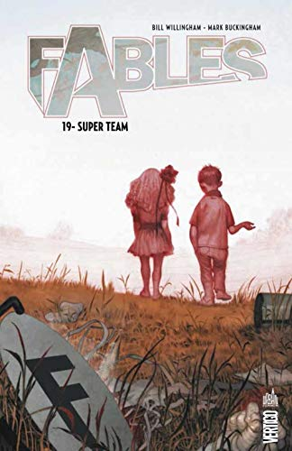 Fables, tome 19 : Super team