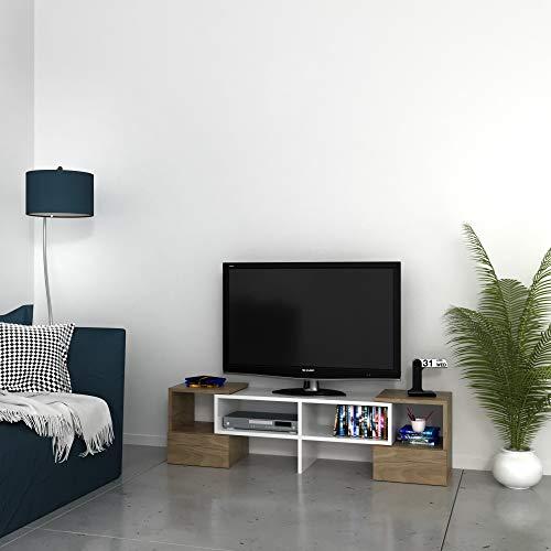 Home Factory Mesa para Televisor Fold