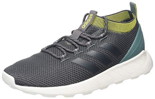 adidas Questar Rise, Zapatillas de Gimnasia para Hombre, Gris (Grey Five/Carbon/Grey Three F17), 48 EU