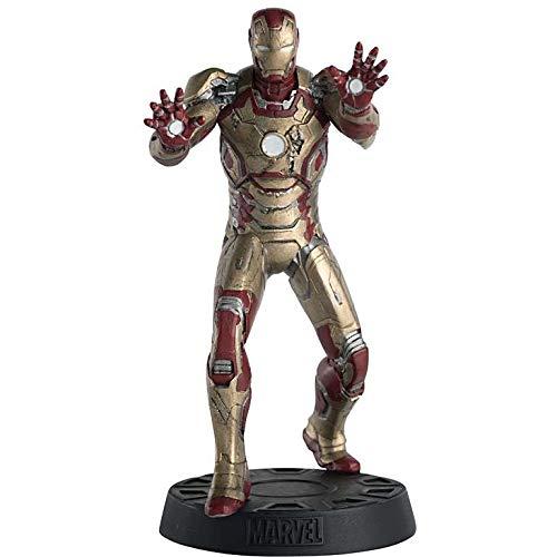 Marvel Movie Figura de Resina Collection Nº 100 Iron Man