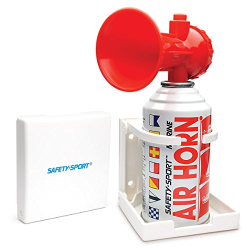 SAFETY-SPORT Holder for AIR Horn or Beverage ((Air Horn Not Included))