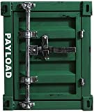 Giow Armadio Contenitore per Vento Industriale Americano Nordic Storage Comodino in Metall...
