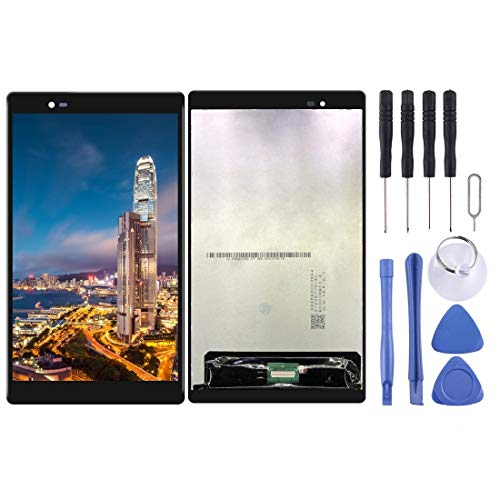 un known LCD Screen and Digitizer Full Assembly for Lenovo Tab3 8 Plus/TB-8703 / TB-8703F / TB-8703N / TB-8703X Accessory Removable Replacement