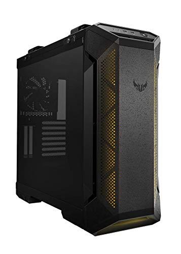 ASUS TUF Gaming GT501 - Caja de ordenador (Midi ATX Tower, PC, de plástico, ATX, EATX, Micro ATX, Mini-ITX, Juego) color negro
