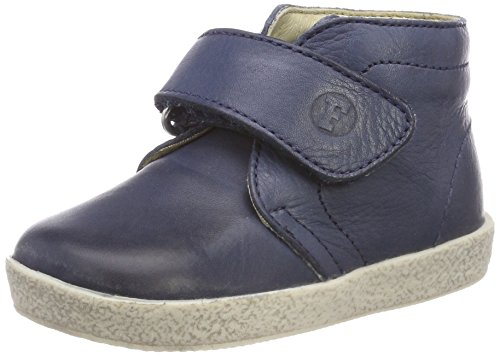 Falcotto Baby Jungen 1216 VL Sneaker, Blau (Navy), 25 EU