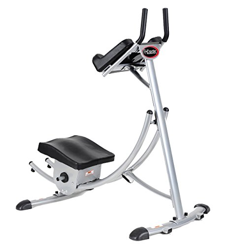 Fitness House FH Coaster Powertools Bauchtrainer Ab-trax, Grey, One Size