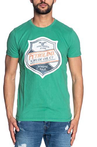 Petrol Industries T-Shirt Herren M-SS19-TSR601 Royal Blue, XXL