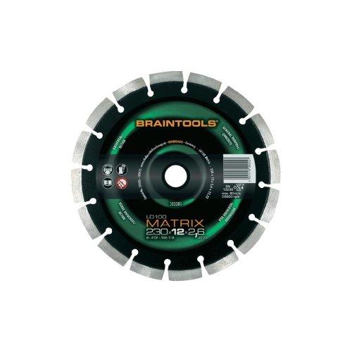 Preisvergleich Produktbild Rhodius Diamant-Trennscheibe Ø 115x10, 0mm