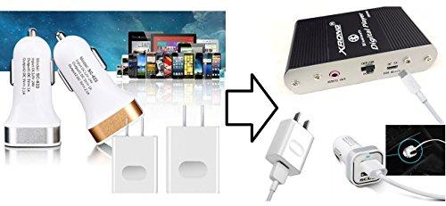 Bluetooth Audio Receiver FM Radio,MP3 Digital Player,LED Digital Display,SD Card/USB Playback 3.5mm Audio Output