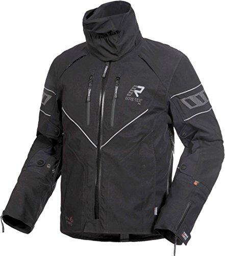Rukka Realer GTX Motorrad Textiljacke 54 Schwarz/Weiß