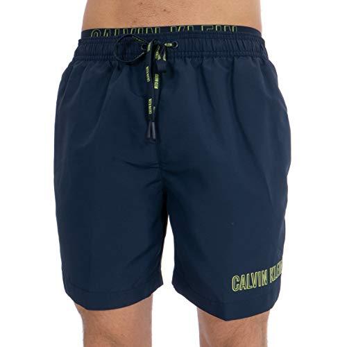 Calvin Klein - Bañador para hombre, bermudas marine XXL