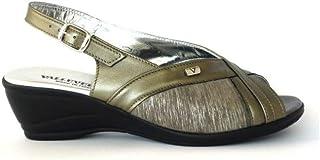 VALLEVERDE Sandalo Donna 33248 Peltro