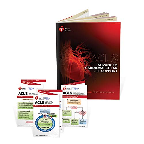 ACLS Provider Manual (2020 AHA Guidelines)