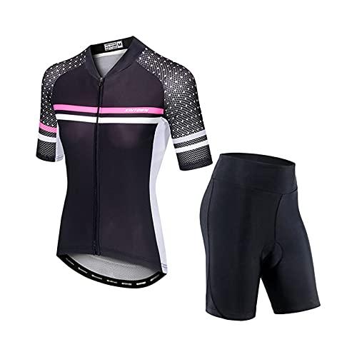 Juego De Camisetas De Ciclismo Para Hombres, Camisa De Cicli