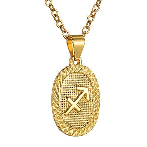 Medalla dorada de Sagitario