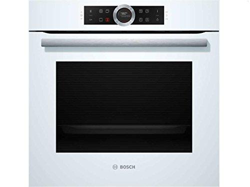 Bosch HBG635BW1 Serie 8 Backöfen, Elektro / Einbau / A+ / 71 L / 4D Heißluft Plus, weiß