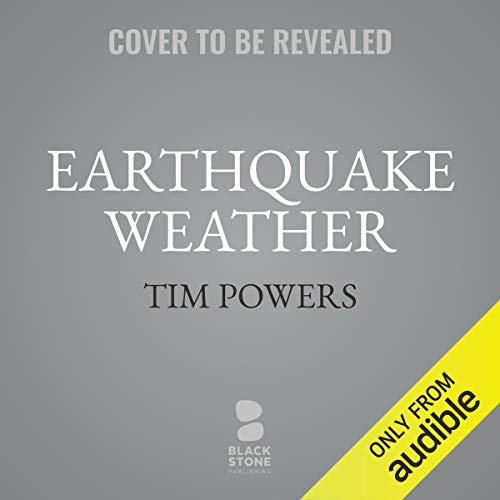 Earthquake Weather audiobook cover art