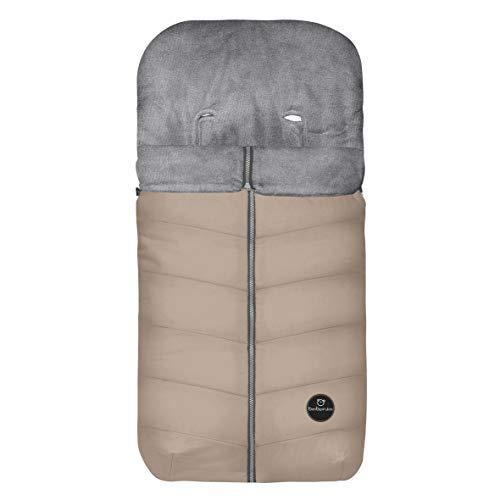 Bimbi Saco Carro Con Velour (50X90)451 New Basic 00 - Sacos de abrigo, unisex