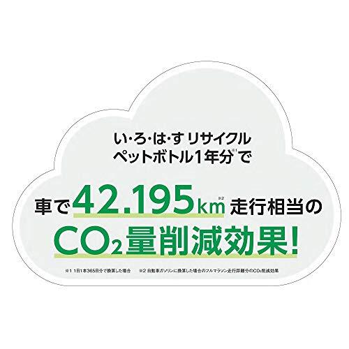 『コカ・コーラ い・ろ・は・す 天然水 555mlPET×24本』の6枚目の画像