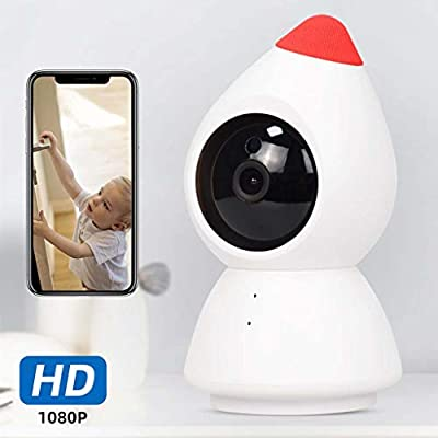 Amazon - Save 80%: Smart Baby Monitor: Sleep Safety Alerts for Covered Face, Danger Zone & Slee…