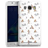 DeinDesign Coque Compatible avec Samsung Galaxy J5 (2016) Étui Housse Winnie l'ourson Disney...