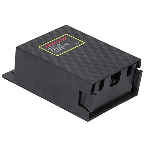Pwshymi Splitter PoE Impermeable Fácil instalación 24V a 12V Tiempo de Respuesta rápida para Exteriores