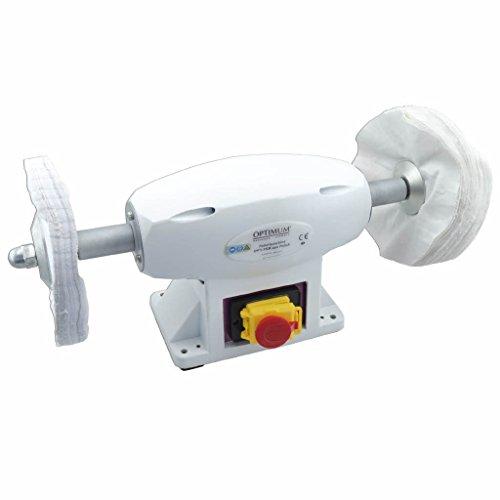 Polijstmachine werkbank metaal onderhoudsvrij PSM 200 230 V