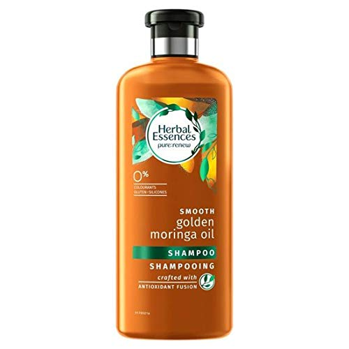 Herbal Essences Moringa Oil Shampoo, 400 ml