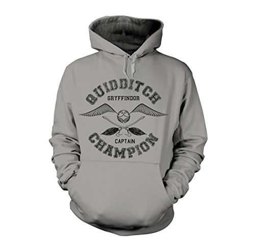 Harry Potter Hooded Sweater Quidditch Champion Size M Merchandise Felpe