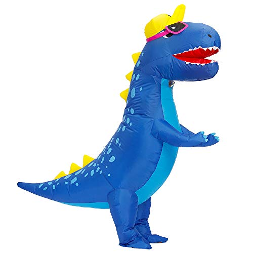 Decalare Adult Size Inflatable T-Rex Dinosaur Costume Fancy Costumes Halloween Party Cosplay Fantasy...