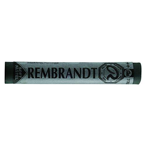 Talens REMBRANDT Soft-Pastell, Einzelpastell, 709 Grüngrau 5