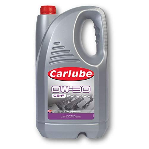 Carlube 0W-30 C2-F - Aceite de motor (5 L)