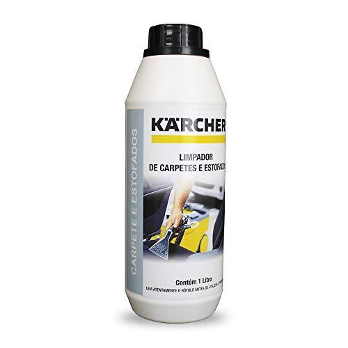 KARCHER LIMPA CARPETES E ESTOFADOS (1 litro rende até 40 litros)