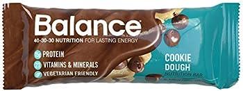 6-Count Balance Bar Caramel Nut Blast 1.76 Ounce Bars