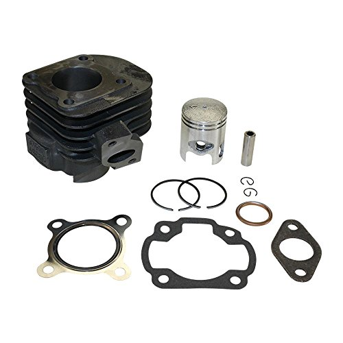 Zylinder Kit 50ccm Aprilia SR50, Sonic, WWW, Beta Ark, Tempo, Yamaha Axis, Breeze, Jog R, Neos, Why, Zest 50