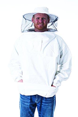 Cotton Beekeeper Pullover Jacket