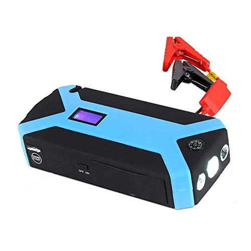 Starterzout, 12 V, 4 USB, grote capaciteit LED-zaklamp met intelligente Digital Power
