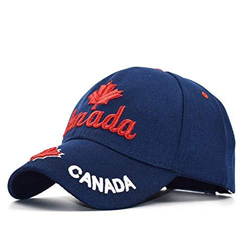 Baseball Kappe Baseball Cap Alphabet Kanada Baseballmütze Männer Und Frauen Lässige Baseballmütze Baumwolle Hundert Mit Entenzungenmütze Out Gratis Versand