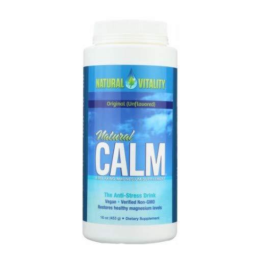 Natural Vitality Natural Magnesium Calm - 16 oz
