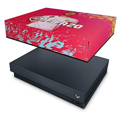 Capa Anti Poeira para Xbox One X - Fifa 20