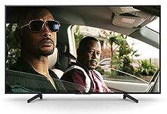 Sony KD-65XG7005 Bravia 65 inch (164cm) TV (Ultra HD, 4K HDR, Smart TV, USB HDD Recording) zwart*