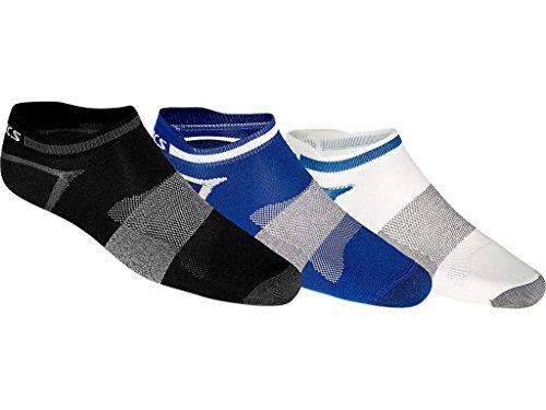 ASICS Herren Lyte 3pack Socken, Mehrfarbig (Multicolour 123458-0844), 45/46 (Herstellergröße: 43-46)
