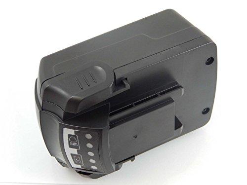 vhbw Batterie Li-ION 4000mAh (14.4V) pour appareils électroniques Powertools Tools comme Kress APF 144/4.2